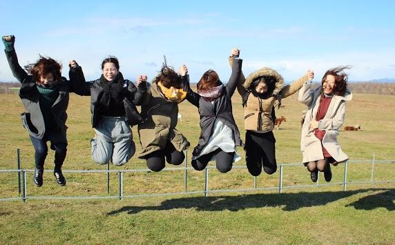 研修旅行を毎年開催!
